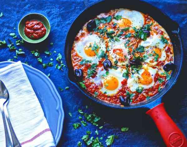 Paleo Shakshuka Eggs Primal Gourmet