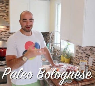 Simple & Delicious Paleo Bolognese