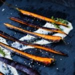 Roasted Carrots Recipe Primal Gourmet