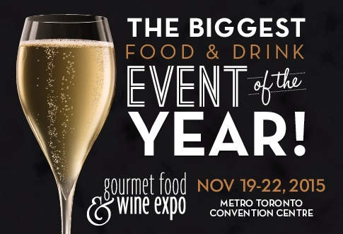 CONTEST: Toronto Gourmet Food & Wine Expo