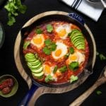 Paleo Recipe for Southwest Shakshuka Primal Gourmet Men's Fitness
