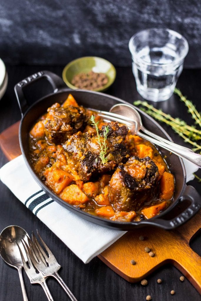Paleo Jamaican Oxtail Sweet Potato Stew Recipe Primal Gourmet Whole 30