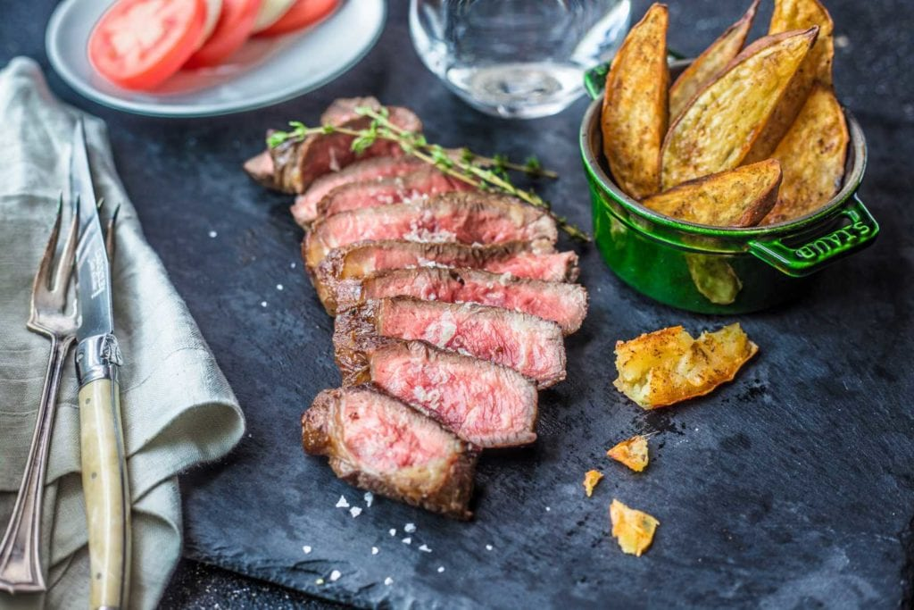 Paleo Guide to Cooking Mens Fitness Primal Gourmet Weekend Cooking Ideas Date Night Steak Yam Fries