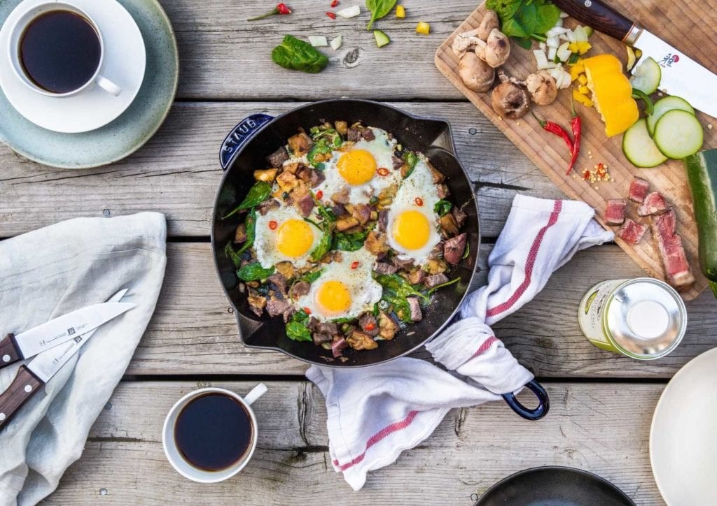 Steak and Yam Hash Recipe Paleo Primal Gourmet Whole 30