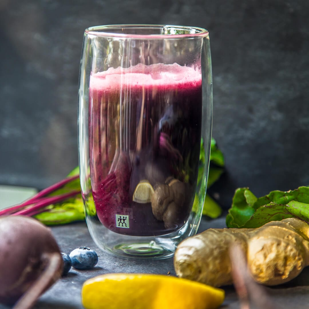 Ginger-Beet Smoothie