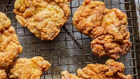 Dill Pickle Fried Chicken - Gluten-Free, Paleo | Primal Gourmet
