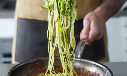 How to Make Perfect Zucchini Noodles