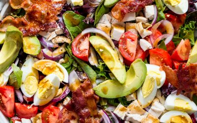 Chicken Cobb Salad – Paleo