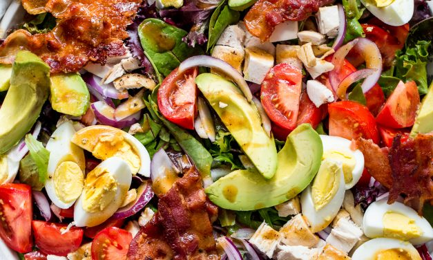 Chicken Cobb Salad – Paleo