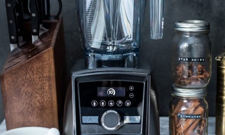 Giveaway – Vitamix Ascent 3500