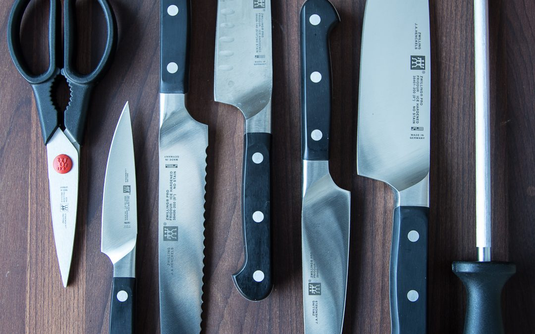 Giveaway – Zwilling Pro 8pc Block Set Knives
