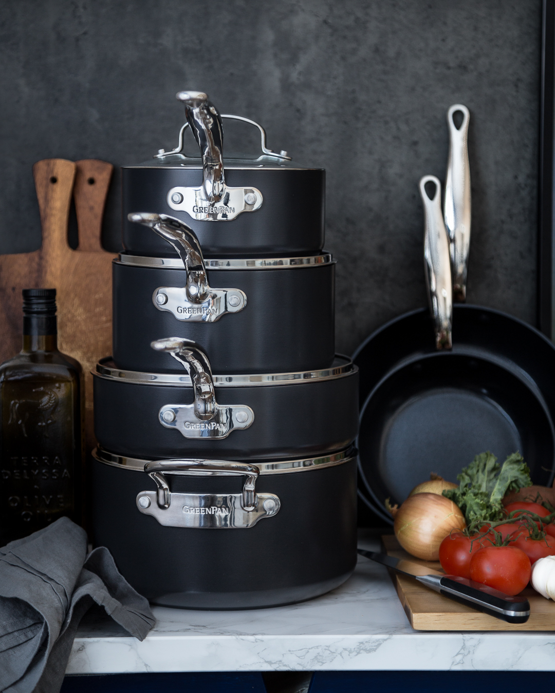 Giveaway GreenPan Revolution Williams Sonoma