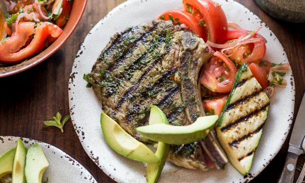 Herbed Veal Chop – Whole30