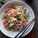 Asian Chicken Salad Whole30 Paleo Primal Gourmet Easy Recipe