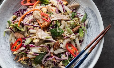 Asian Chicken Salad – Whole30