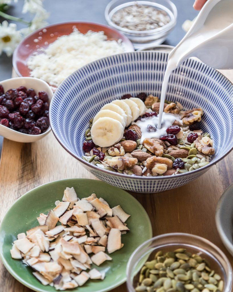 Paleo Granola Primal Gourmet Whole30 Easy Recipe