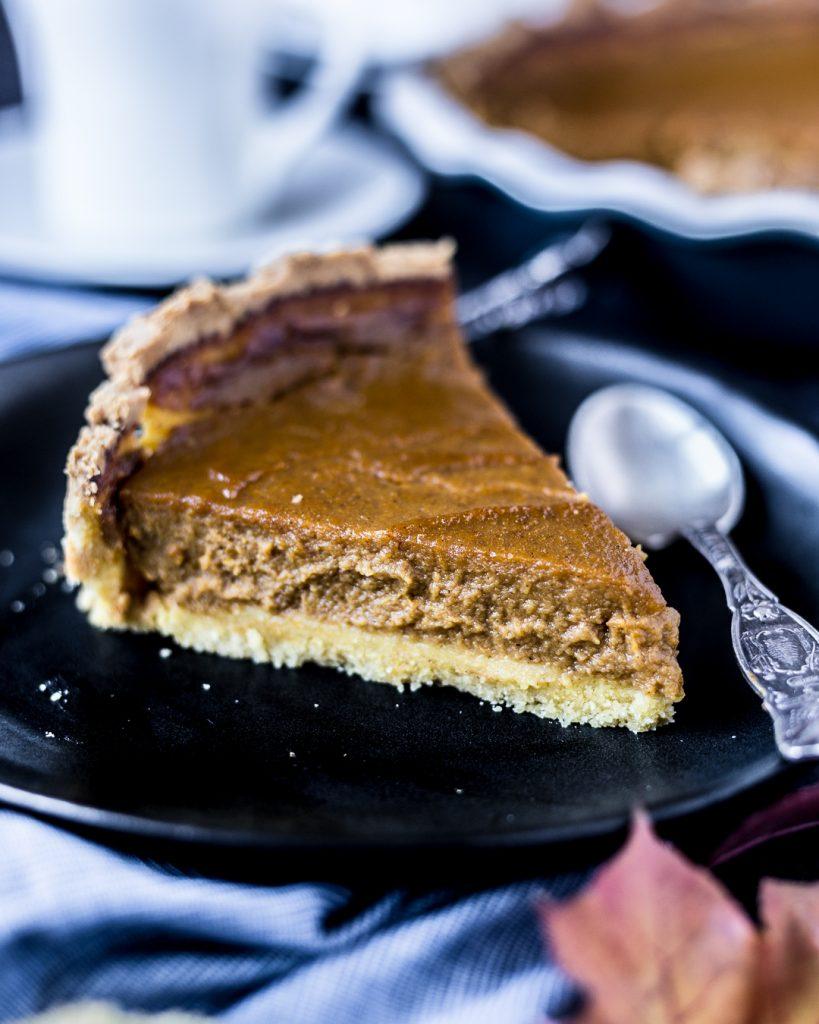 Paleo pumpkin pie dessert primal gourmet
