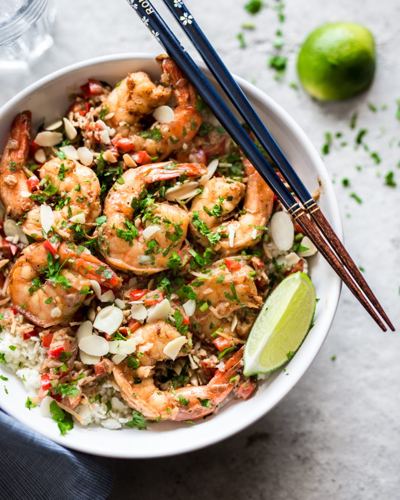 Bang Bang Shrimp Paleo Whole30 Primal Gourmet Healthy Easy Recipe