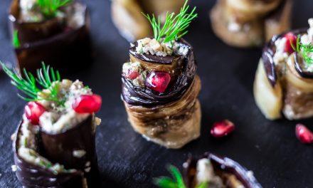 Armenian Eggplant Rolls – Paleofied