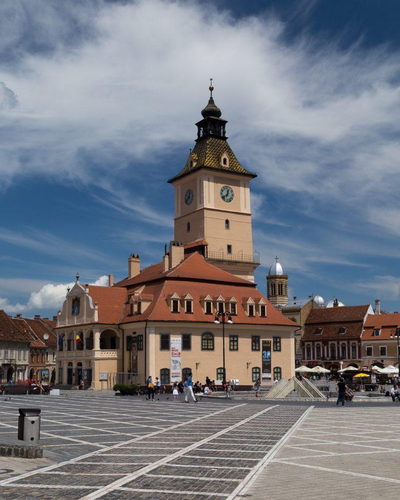 Brasov city centre