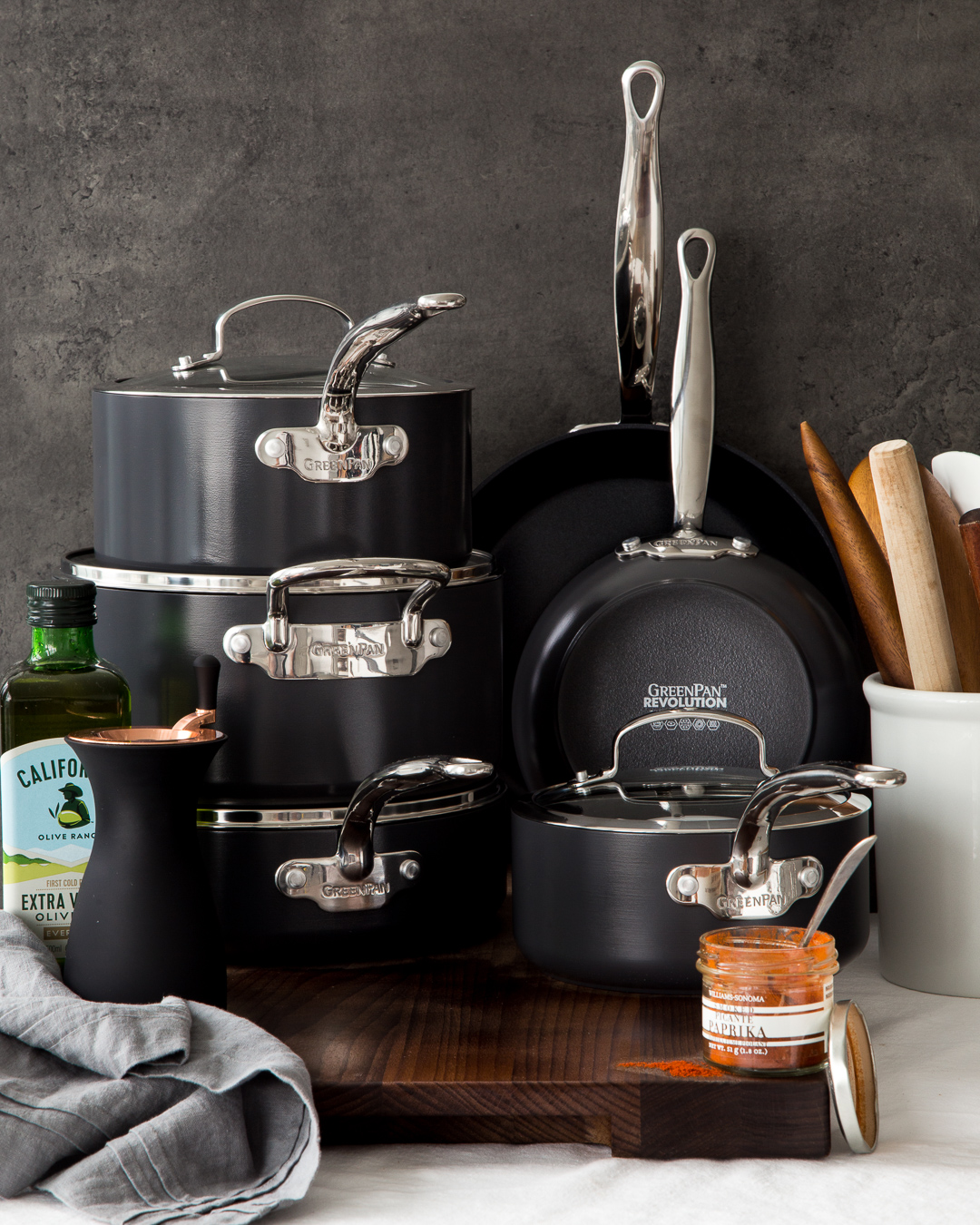 Giveaway - GreenPan Revolution 10-pc Set