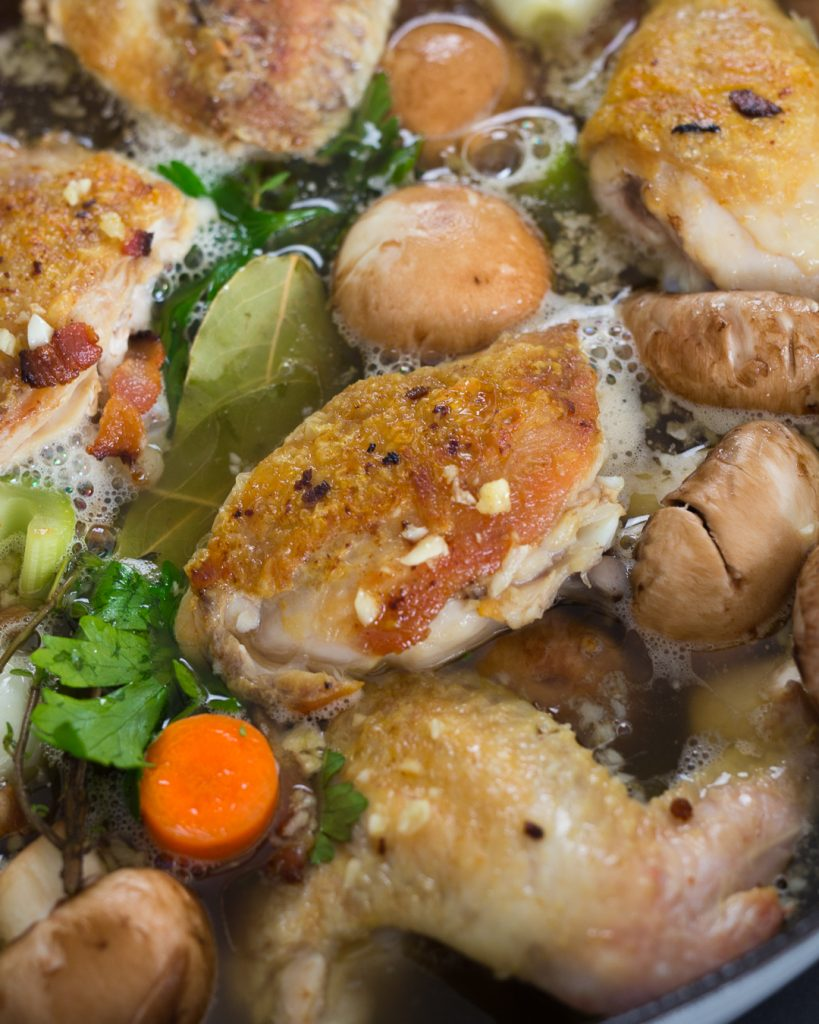 Chicken Jardinière Whole30 Paleo Primal Gourmet Easy