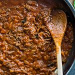 Short Rib Ragu – Whole30, Paleo