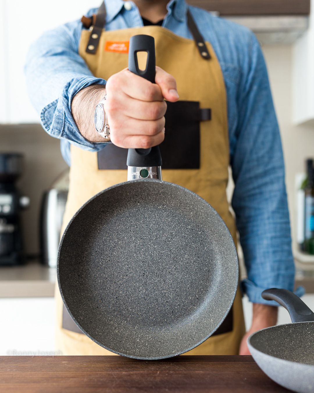 Giveaway - Ballarini Cortina 2-piece Fry Pan Set