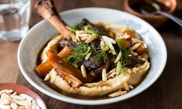 Spiced Lamb Shanks – Whole30, Paleo