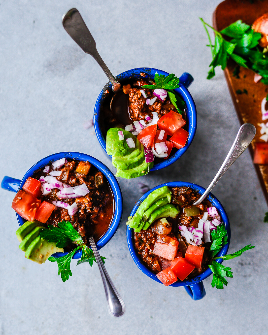 Paleo Chili Con Carne Primal Gourmet Whole 30 Recipe Ideas Summer Tailgating