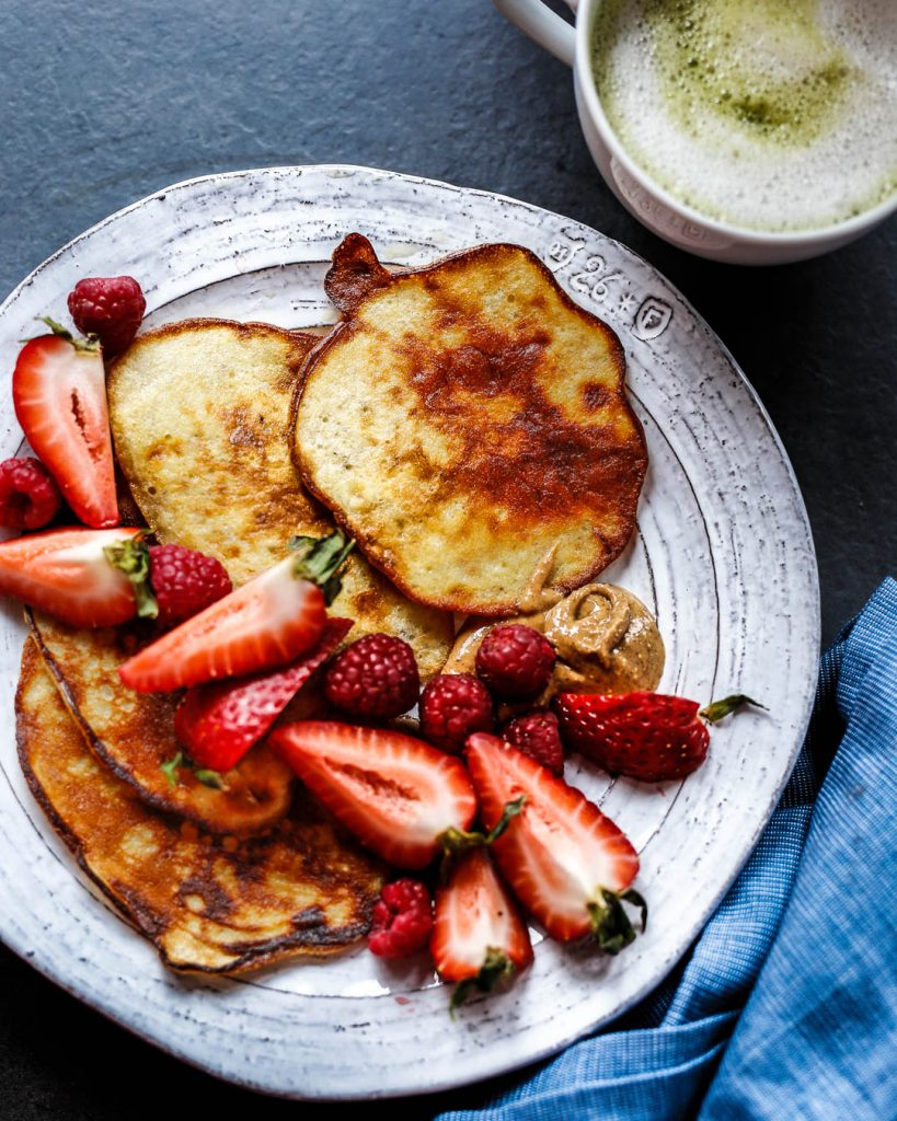 Paleo Pancakes Easy Recipe Best Sunday Breakfast Primal Gourmet