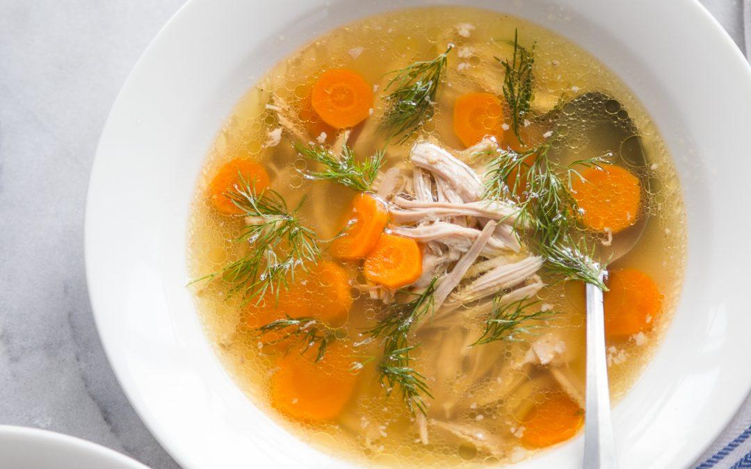 Mama's Chicken Soup – Whole30, Paleo
