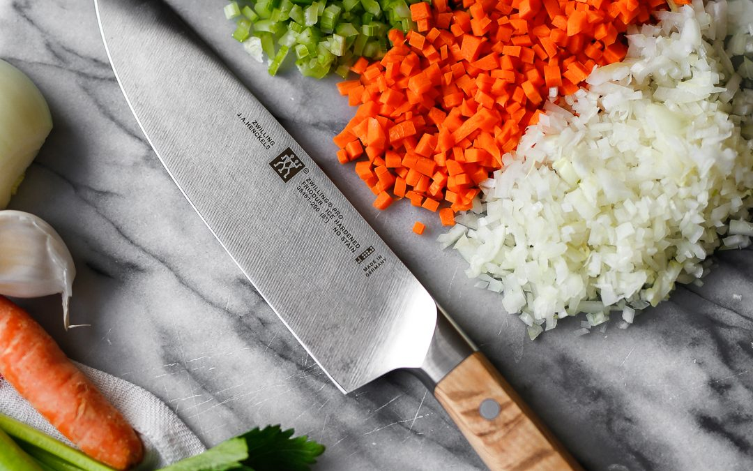 Giveaway – Zwilling Pro Blonde Chef Knife