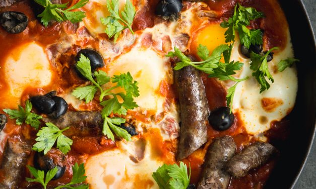 Shakshuka Merguez – Whole30, Paleo