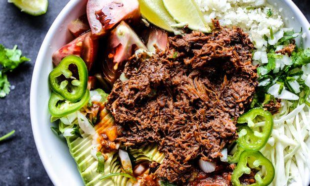 Crockpot Beef Barbacoa – Paleo