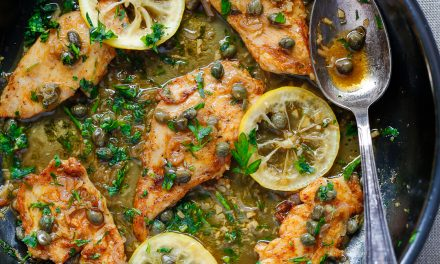 Chicken Piccata – Paleo & Whole30