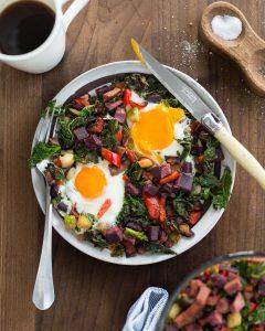 Chorizo and Veggie Breakfast Hash Whole30 Paleo Primal Gourmet Easy
