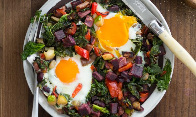 Chorizo and Veggie Breakfast Hash – Whole30, Paleo
