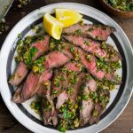 Walnut Salsa Verde – Paleo, Whole30