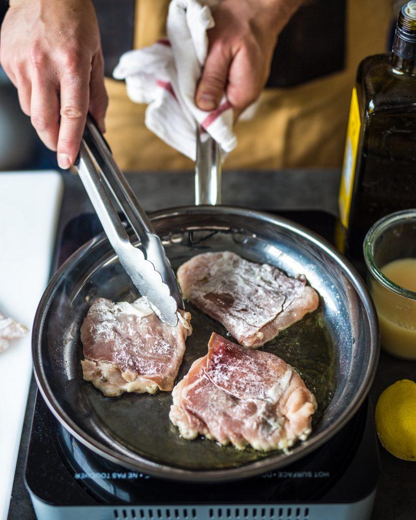Saltimbocca Paleo Whole30 Easy Italian Primal Gourmet Recipe