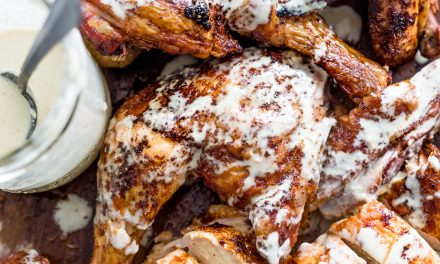 Alabama White BBQ Sauce – Whole30