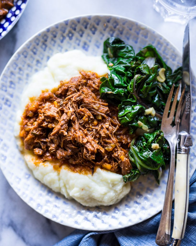 Instant Pot Lamb Ragu Paleo Whole30 Healthy Easy Recipe