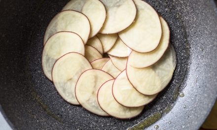 Potato Galette – Whole30