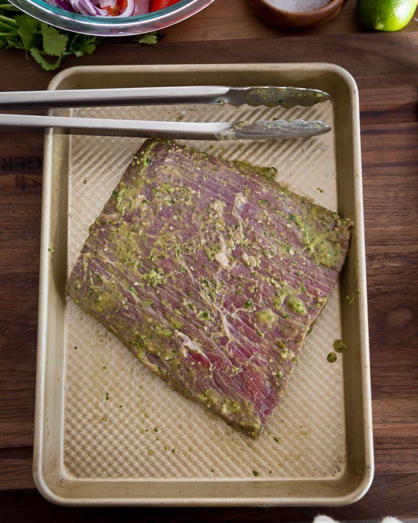 Flank Steak Fajitas Whole30 Paleo Primal Gourmet Easy Recipe