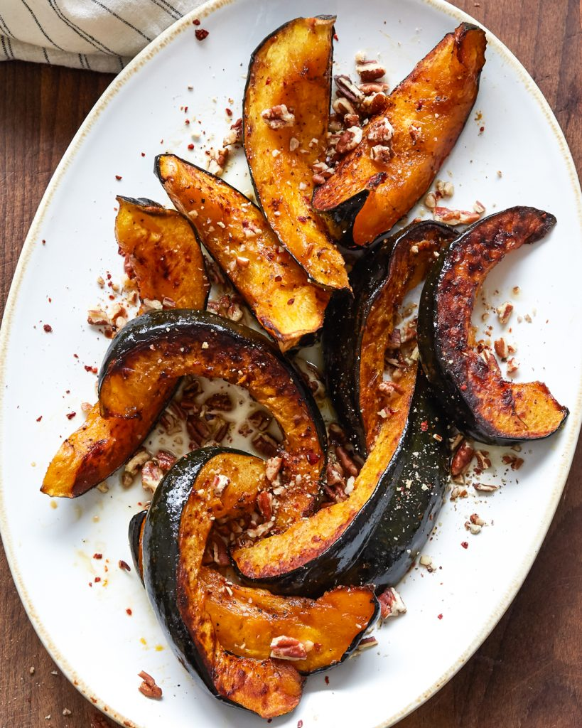 Sweet and Sour Roasted Squash Paleo Primal Gourmet Easy Thanksgiving Side Dishes To Make