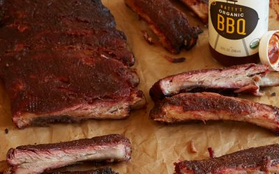 Smoked St. Louis Style BBQ Ribs with Tessemae's – Paleo