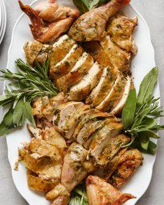 Smoked Turkey Recipe Paleo Whole30 Primal Gourmet Thanksgiving Day Easy