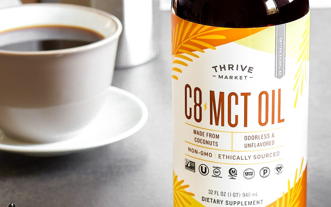 MCT Oil: What Is It and Why Should You Use It?