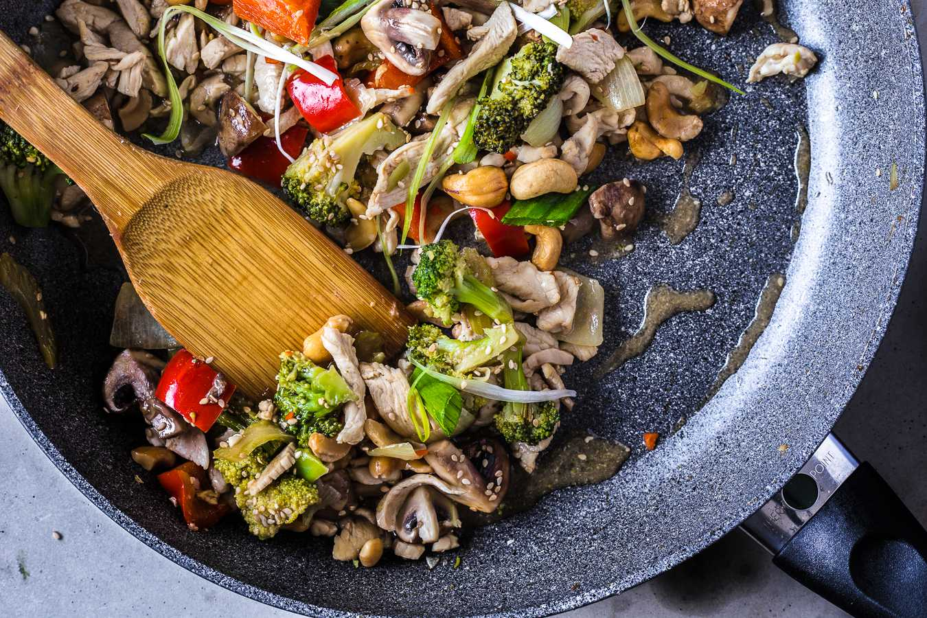 paleo kung pao chicken stir fry primal gourmet whole 30 recipes healthy