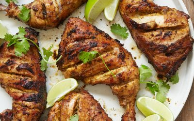 Grilled Cilantro Lime Chicken – Whole30, Paleo